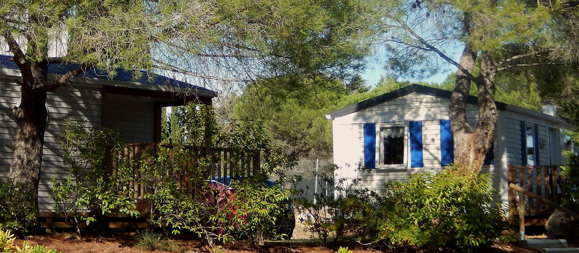 Mobil Home Pour 6 7 Personnes Camping Les Terrasses
